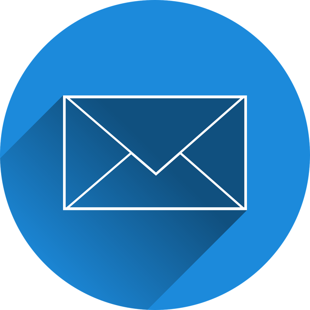 letters, email, newsletter